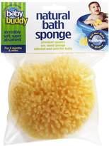 "Baby Buddy Baby Buddy's Baby Bath Sponge 4 Pack 4-5"" Ultra Soft Premium Sea Wool Sponge Soft on Baby's Tender Skin, Biodegradable, Hypoallergenic, Absorbent Sea Sponge"
