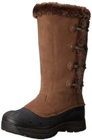 Baffin Womens Kiki Insulated Suede Boot