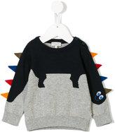 Paul Smith dinosaur intarsia knit jumper