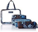 Vera Bradley 4-Piece Organizer Cosmetic Bag