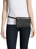 Lauren Ralph Lauren Faux Leather Belt Bag