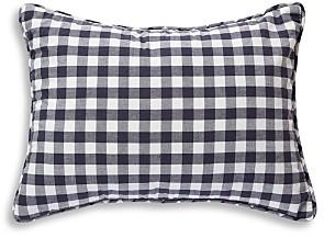 Pehr Check Mate Nursery Pillow, 12 x 16