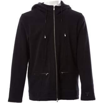 Y-3 Y 3 Black Cotton Knitwear & Sweatshirts