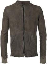 Giorgio Brato stitched panel jacket