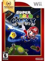 Nintendo Selects: Super Mario Galaxy Wii)