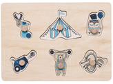 Bloomingville Kids Wooden Circus Puzzle