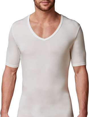 Stanfield's Invisible Deep V Neck T-Shirt