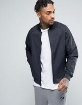 Nike Bomber Jacket In Black 832224-010