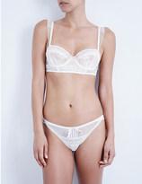 Passionata Miss Coquette longline lace bra