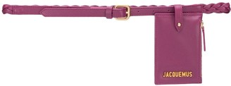 Jacquemus Leather Belt