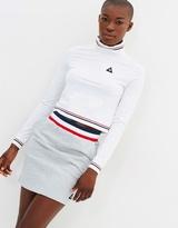 Le Coq Sportif Claudette Long Sleeve Top