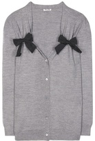 Miu Miu Virgin wool cardigan
