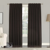 Sun Zero 2-pack Gramercy Room Darkening Curtains