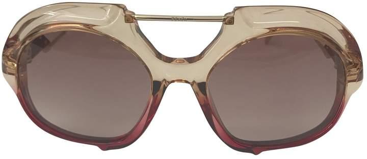 326e879b7ab9b Fendi Red Sunglasses For Women - ShopStyle UK