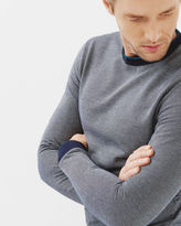 Ted Baker Crew neck cotton sweater
