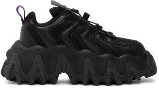 Eytys Black Halo Sneakers