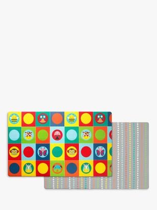 Skip Hop Zoo Animals Reversible Playmat