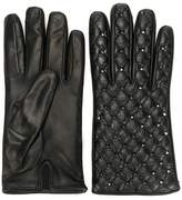 Valentino Rockstud gloves