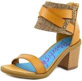 Blowfish Melvin Women US 8.5 Tan Sandals