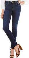 Copper Key Dark Denim Stretch Skinny Jeans