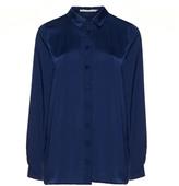 Studio Plus Size Satin blouse