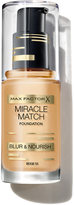 Max Factor Miracle Match Foundation - Caramel