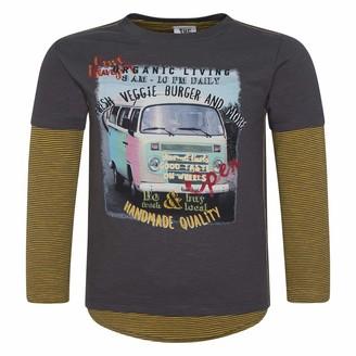 Tuc Tuc Boy's Camiseta Punto Detalles Estampada Nino T-Shirt