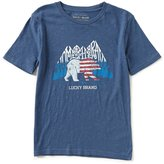 Lucky Brand Big Boys 8-20 Graphic Short-Sleeve Tee