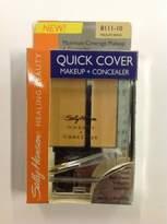Sally Hansen Quick Cover Makeup + Concealer ( Medium Beige ) 8111-10. by