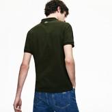 Lacoste Men's Slim Fit Cotton Mini Pique Polo