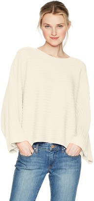 Jack by BB Dakota Junior's Claudel Rib Stitch Wide Sleeve Sweater