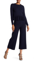 Rebecca Taylor Palazzo Suit Pant