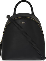 DKNY Mini leather shoulder bag