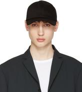Ami Alexandre Mattiussi Black Logo Cap