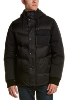 Victorinox Quilted Down Jacket.