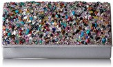Jessica McClintock Chloe Beach Stone Evening Clutch