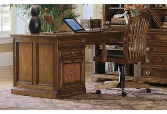 Hooker Furniture Brookhaven Drop Fron Drawer Executive Desk