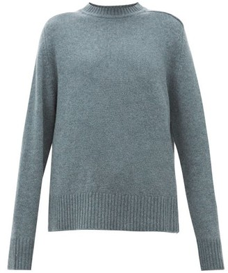 Extreme Cashmere - No.123 Bourgeois Stretch-cashmere Sweater - Khaki