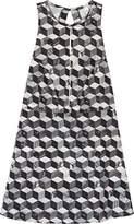 RVCA Junior's Steady Printed Dress