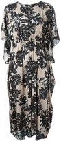 Steffen Schraut floral print dress