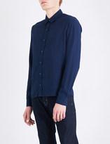 Sandro Regular-fit cotton shirt
