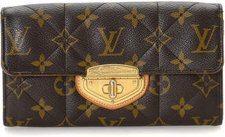 Louis Vuitton Sarah Wallet - Vintage