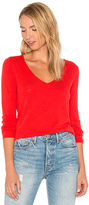 American Vintage Blossom Sweater in Red. - size S (also in )