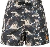 Marcelo Burlon County of Milan Camouflage swim shorts