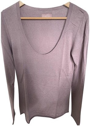 Zadig & Voltaire Pink Silk Knitwear for Women