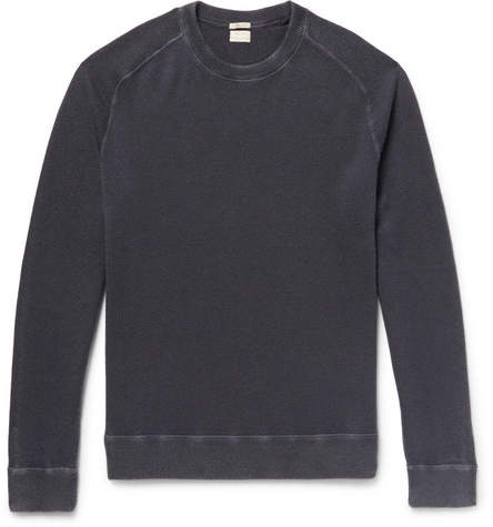Massimo Alba Garment-Dyed Cashmere Sweater