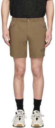 Martin Asbjorn Brown Boring Tennis Shorts