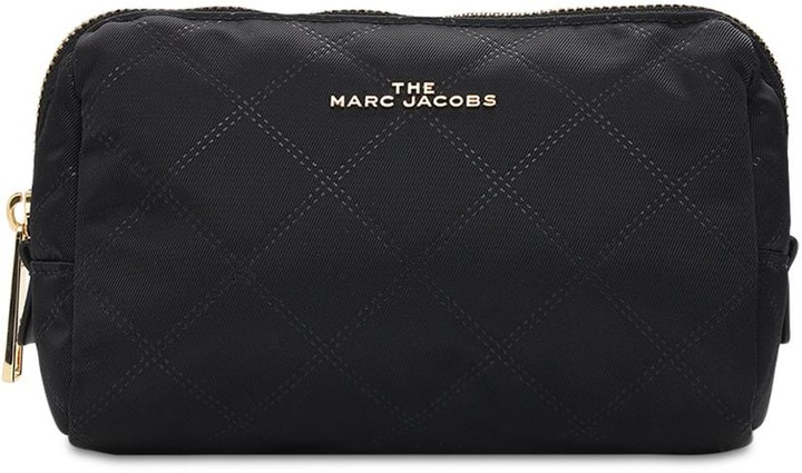 MARC JACOBS, THE Quilted Nylon Make-up Bag