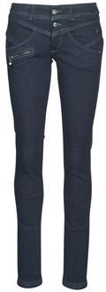 Freeman T. Porter Freeman T.Porter COREENA S-SDM women's Skinny Jeans in Blue