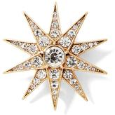 Banana Republic Starburst Brooch
